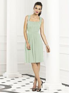 Bridesmaid dress color? Celadon I think it's called