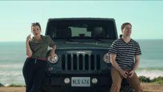 Jason Headley (Nail in head short, Jeep, Reliant, subtle comedy)