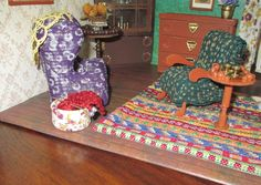 Miss Marple - knitting Miss Marple, Toddler Bed, Knitting, Furniture, Ideas, Home Decor, Homemade Home Decor, Tricot, Breien