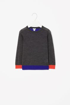 Block-colour jumper - COS