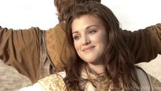 Lucy Griffiths as Maid Marian BBC's Robin Hood