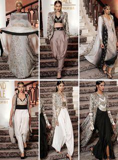 dhoti saree sonam kapoor dhoti saree dhoti saree style dhoti saree how to wear dhoti saree anamika khanna dhoti saree wedding dhoti saree style indian weddings dhoti saree style how to wear dhoti saree sonam kapoor Lakme Fashion Week, India Fashion, Asian Fashion, Trendy Fashion, Fashion Outfits, Indian Inspired Fashion, Indian Attire, Indian Wear, Indian Dresses
