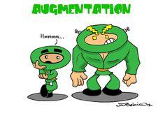 Augmentation (SAMR model)
