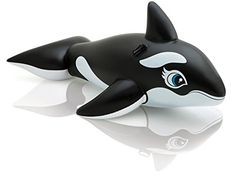 Intex Whale Ride-On, 76' X 47', for Ages 3  * See this great product.(It is Amazon affiliate link) #follow
