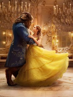 "Read my reasons why I enjoyed watching Walt Disney's live-action adaptation of ""Beauty and the Beast"" starring Emma Watson and Dan Stevens. Dan Stevens, Disney Live, Run Disney, Disney Pixar, Live Action Disney, Disney Characters, Entertainment Weekly, Emma Watson Bela, Ema Watson"