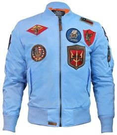 a320c94a8 11 Best TopGun Collection 1 images in 2017 | Nylon bomber jacket ...