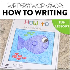 How to writing is one of my favoritewriting units to teach. My students just getit and they enjoy writing many, many pieces!  Maybe it's because my students think they know how to do everyyyytthiinngggg. 😉 If your students are like mine, let them run with the idea that they know it ALL and have …