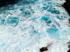 Ocean Abstract- fine art print photography by FireSpiritDesigns, $25.00 ©2011 Patricia Griffin Brett embedded copyright
