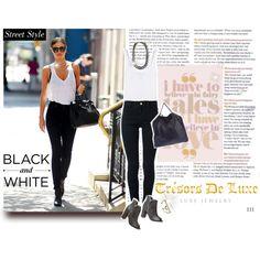 """""""Street Wear #065"""" by tresorsdeluxe on Polyvore ~ Exclusively at www.tresorsdeluxe.com #tresorsdeluxe #tresorsdeluxejewelry #affordableluxury"""