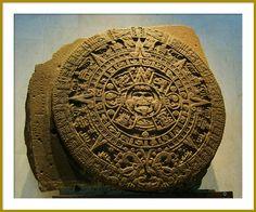 La joya de la sala Azteca-Museo de Antropologia-Mexico DF. Photo by Edith Bruck at flickr.com