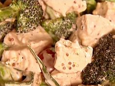 Mustard Chicken Salad Recipe : Ina Garten : Food Network