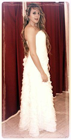 Vestidos de novia civil baratos en madrid