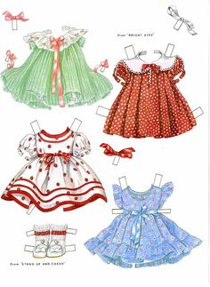 Shirley Temple Paper Doll - MaryAnn - Picasa Albums Web