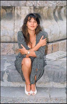 Sophie Marceau. 1989