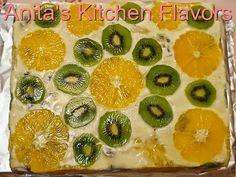 Kitchen Flavors: Tort de fructe