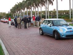 Early morning at Palm Beach Cavallino Classic 2012