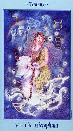Celestial Tarot - If you love Tarot, visit me at www.WhiteRabbitTarot.com