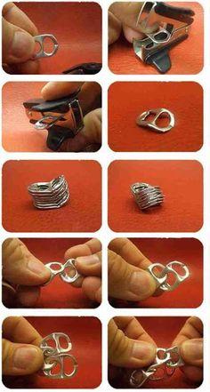 EL MUNDO DEL RECICLAJE: accesorios
