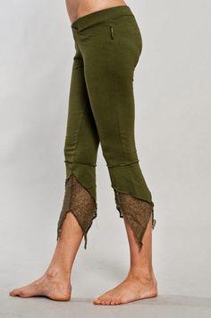 Pointy Pixie leggings #costume