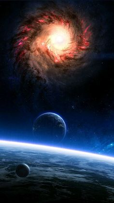 This is my wallpaper. Outer Space Wallpaper, Space Phone Wallpaper, Wallpaper Earth, Planets Wallpaper, Galaxy Wallpaper, Hd Wallpaper, Amoled Wallpapers, Hd Cool Wallpapers, Galaxy Painting