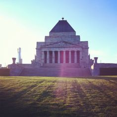 Melbourne - Shrine of Rememberence