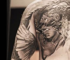 Valkyrie tattoo by Niki Norberg | Photo No. 14469