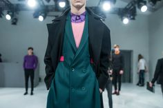 Ivanman apresenta inverno colorido na Semana de Moda de Berlim    por Gregory Martins | Trend coffee       - http://modatrade.com.br/ivanman-apresenta-inverno-colorido-na-semana-de-moda-de-berlim