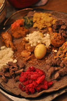 {Ethiopian Recipes}.