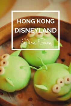 Our experience at Hong Kong Disneyland's dim sum at Crystal Lotus restaurant