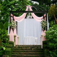 Plush, Outdoor Structures, Weddings, Garden, Garten, Wedding, Lawn And Garden, Gardens, Gardening