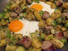 Thüringer Bratkartoffel-Pfanne