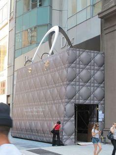 Dior Bldg. in New york