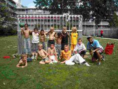 Wij helpen jongeren met weinig geld om een leuk leven te leiden door middel van sport