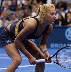 Tennis, Anna Kournikova