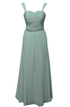 Vintage style simple wedding gown $230