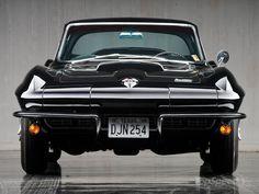 1963-1968 Chevrolet Corvette C2