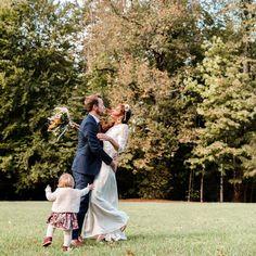 """Atelier Gasparine on Instagram: """"❤️Family wedding❤️ . A toutes celles qui hésitent à se marier parce qu'elles ont déjà un enfant et qu'elles ne s'imaginent pas dans une…"""" Marie, Couple Photos, Couples, Instagram, Atelier, Kid, Couple Shots, Couple Photography, Couple"""