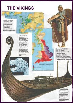 History of the VIkings ...