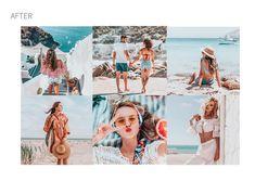 5 Mobile Lightroom Presets BLOGGER Instagram Presets   Etsy Best Filters For Instagram, Instagram Feed, Vsco Presets, Lightroom Presets, Blank Photo, Wedding Presets, Indoor Photography, Photo Editing, Cart