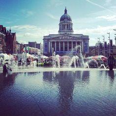 Personal Style Blog | Nottingham | Fashion | Clairejustineoxox: Nottingham : Wordless Wednesday Blog Hop...