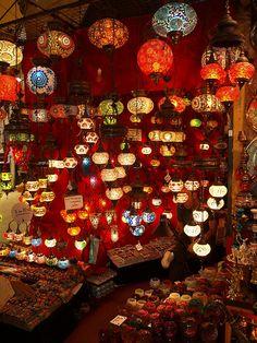 Istanbul, Grand Bazaar - Turkey