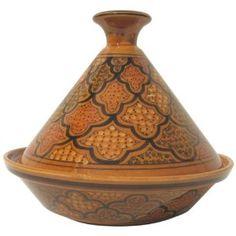 Le Souk Ceramique Serving Tagine