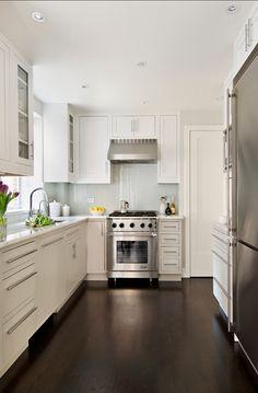 Kitchen. Great Small Kitchen Design. #Kitchen #Design #SmallKitchen Design