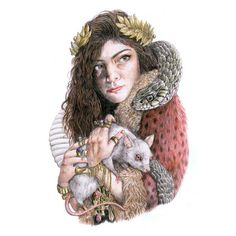 LISTEN: The Love Club EP - Royals - Lorde