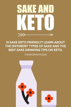 Is sake keto friendly? Find out the best tips and tricks when it comes to choosing a keto friendly sake. Low Carb Cocktails, Bourbon Cocktails, Drinks Alcohol Recipes, Alcoholic Desserts, Keto Diet Alcohol, Best Sake, Keto Coffee Creamer, Vodka Tonic, Giving Up Alcohol