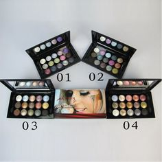 mac ladygaga 15 color eyeshadow with 2 brush : cheap mac cosmetics wholesale - $8.81