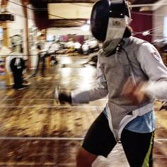 #tryfencing #wedareyounottoloveit #weallplayswords   #downtownfayetteville #coolspringdowntowndistrict @downtownfay @fay_dta