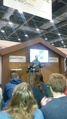 @fireflyrecovery: 'Listening to @richardparks on the Climb & Adventure stage @OutdoorsShow now. Such an #inspiration #Teamfirefly'