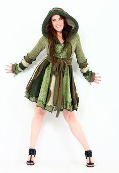 Forest Elf Coat