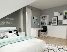 Teen Girl Bedrooms post reference 6903469534 - A powerful to enjoyable pool of teen girl room tactic and tips. Shared Bedrooms, Teen Girl Bedrooms, Design Room, Girls Bunk Beds, Maila, Teenage Room, Selling Furniture, Girl Decor, Modern Room